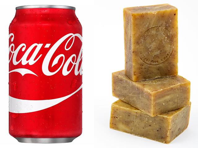 Кока-кола с мылом от тли на клубнике